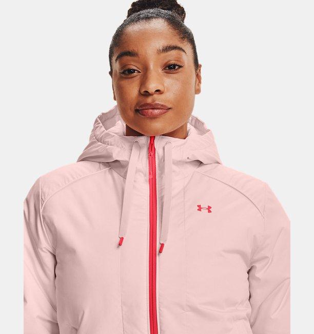 여성 UA 스포츠스타일 인슐레이트 재킷