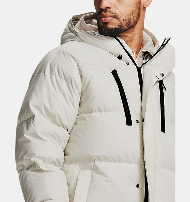 Mens UA Sportstyle Down Jacket