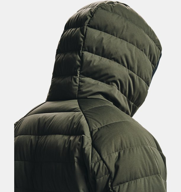 남성 UA 스트레치 다운 재킷