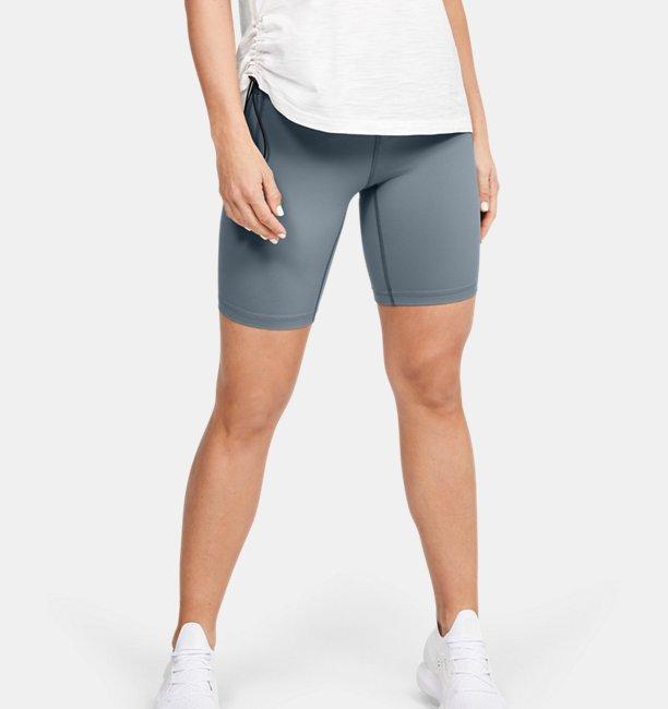 Womens UA Meridian Bike Shorts