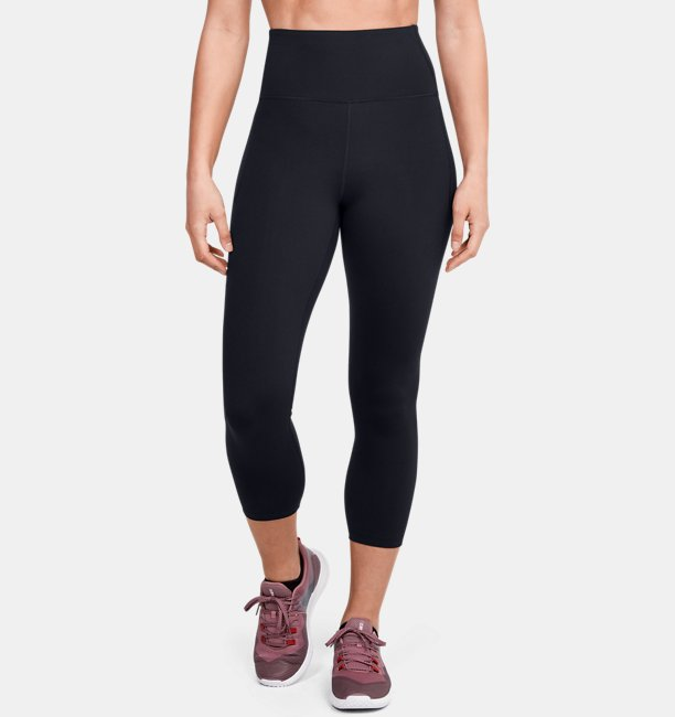 Womens UA Meridian Crop