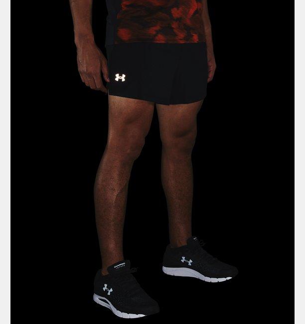 Shorts UA Launch SW Split 2.0 para Hombre