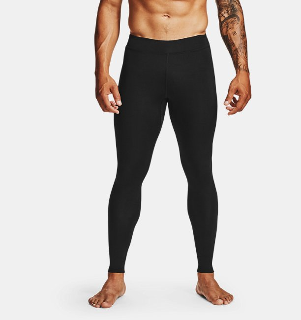 Mens UA Qualifier Ignight ColdGear® Tights
