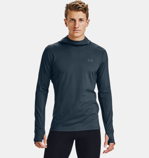 Mens UA Qualifier Ignight ColdGear® Hoodie