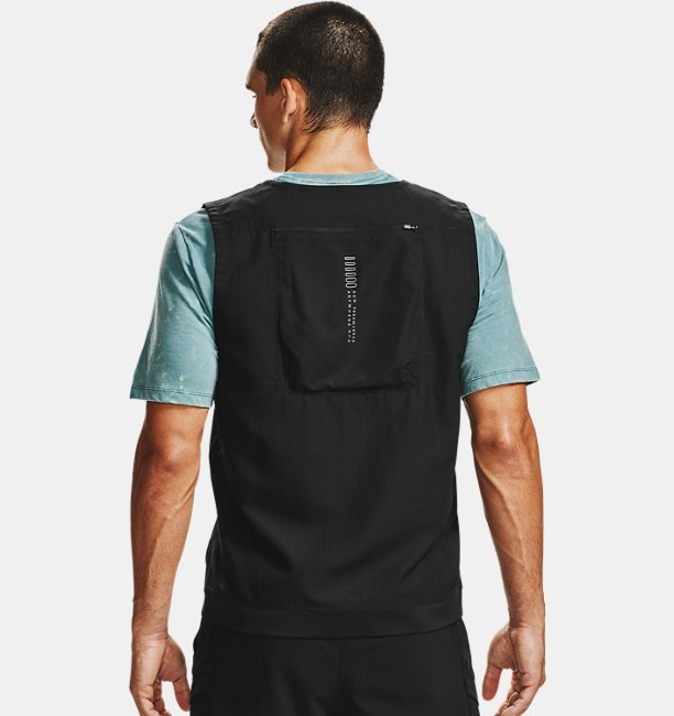 Mens UA Run Anywhere Vest