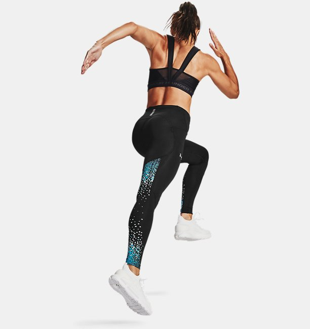 Womens UA Fly Fast 2.0 Energy Tights