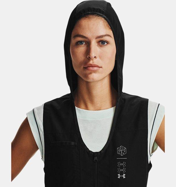 Womens UA Run Anywhere Vest