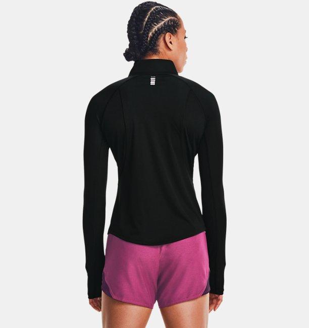 Womens UA Speed Stride Attitude ½ Zip