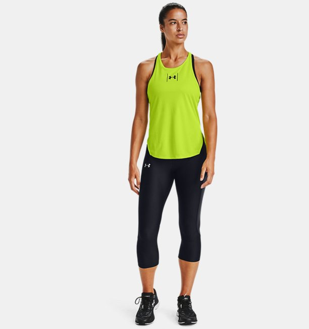Womens UA Speed Stride Attitude Tank