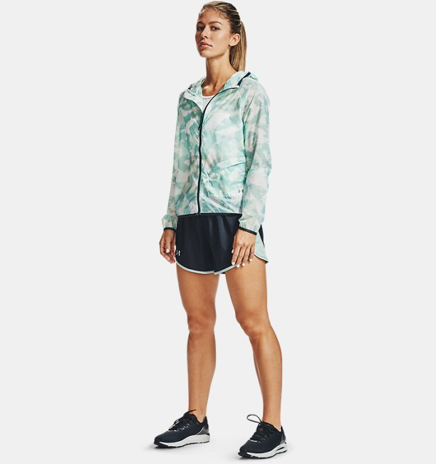 Women's UA Run Anywhere Storm Jacket