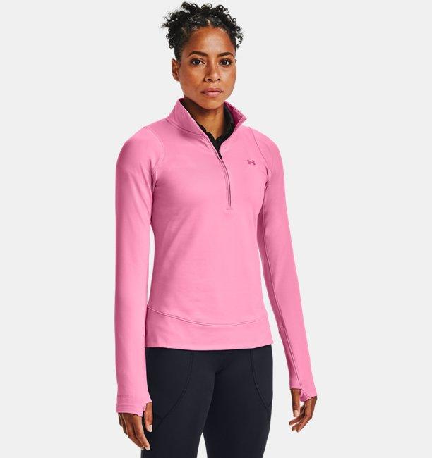 Sweat UA Storm Midlayer ½ Zip pour femme