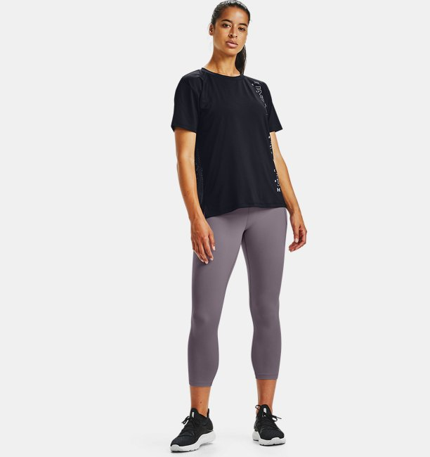Womens UA Armour Sport Graphic Short Sleeve
