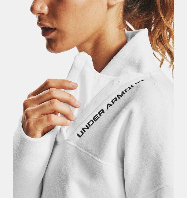 Damen UA RECOVER™ Fleece Wrap Neck
