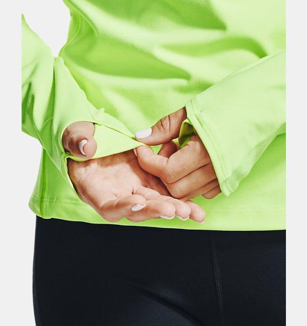 Haut à col ras du cou UA RUSH™ ColdGear® pour femme