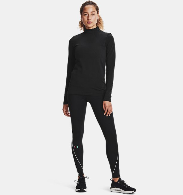 Womens UA RUSH™ ColdGear® Seamless Long Sleeve