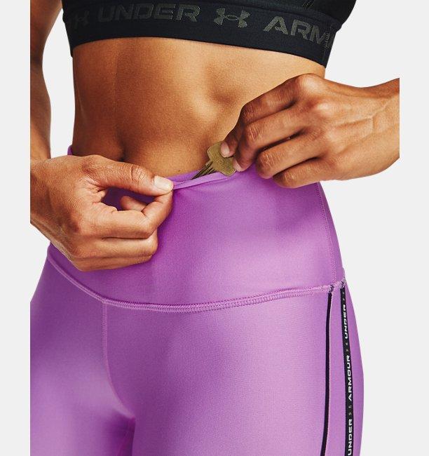 Womens HeatGear® Armour WMT 7/8 Leggings