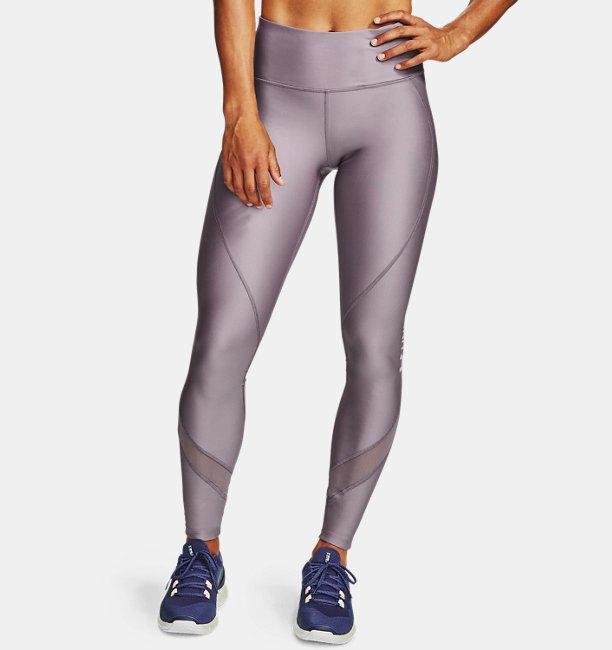 Womens HeatGear® Armour Wordmark Leggings
