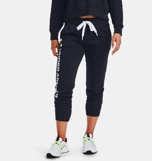 Kadın UA Rival Fleece Shine Jogger Eşofman Altı