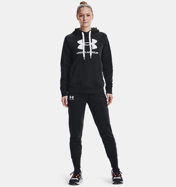 Womens UA Rival Fleece Joggers