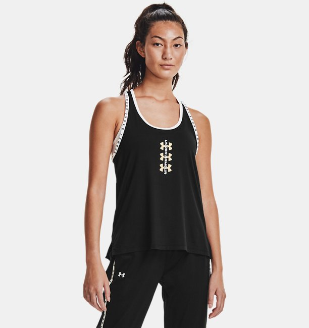 Womens UA Knockout AMP Tank