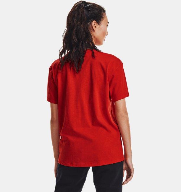 Womens UA CNY Fashion Graphic Short Sleeve