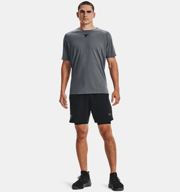 Mens Project Rock HeatGear® Shorts
