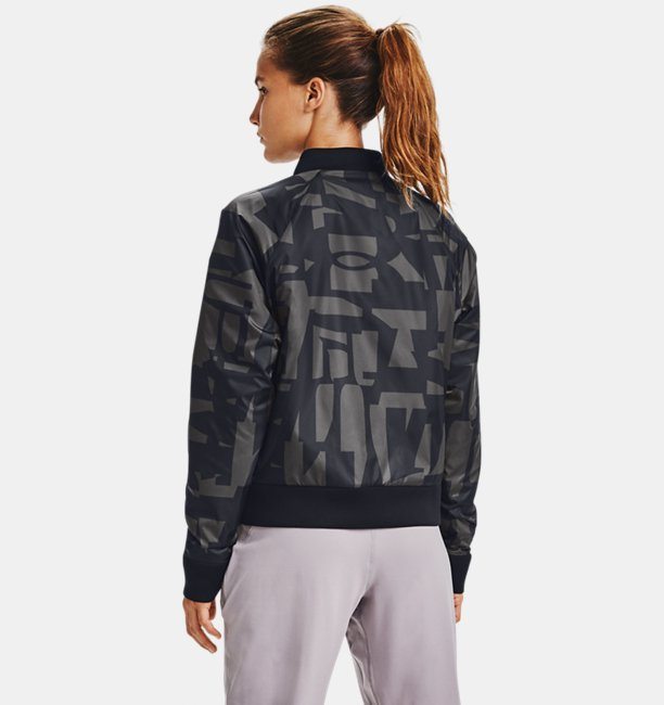 Womens UA /MOVE Reversible Bomber Jacket