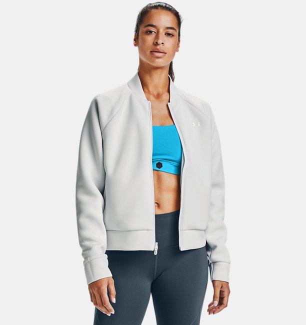 Womens UA /MOVE Reversible Bomber Jacket