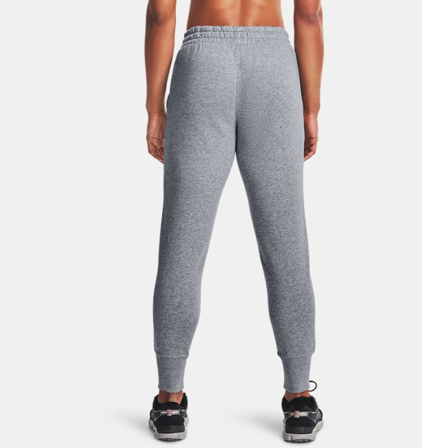 Womens UA Rival Fleece AMP Trousers