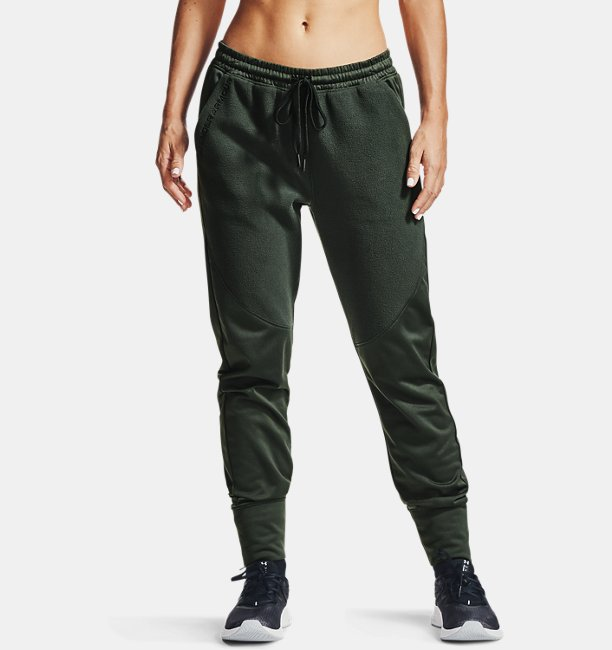 Womens UA RECOVER™ Fleece Pants