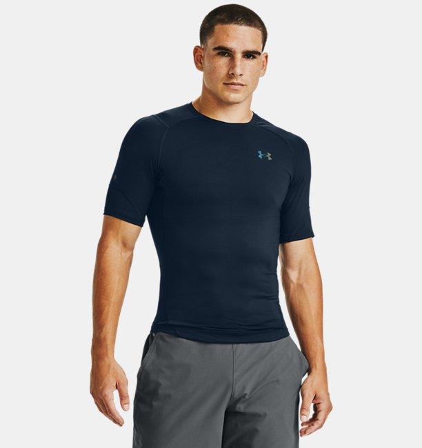 Mens UA RUSH™ HeatGear® 2.0 Compression Short Sleeve
