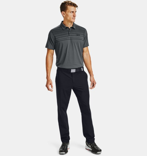 Mens UA Vanish 1Up Polo