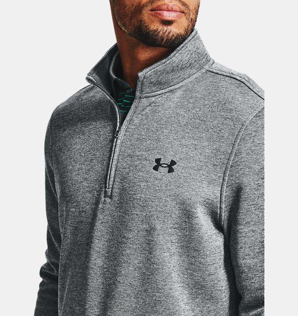 Mens UA Storm SweaterFleece ¼ Zip Layer
