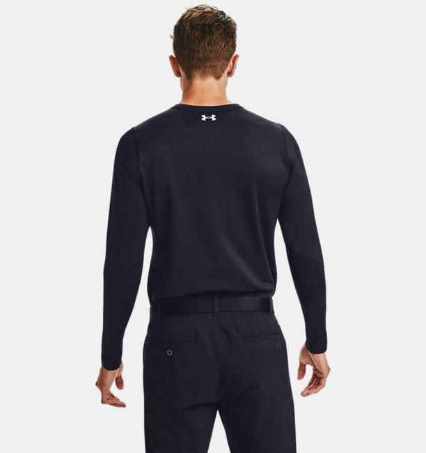 Mens ColdGear Infrared® Long Sleeve Golf Crew