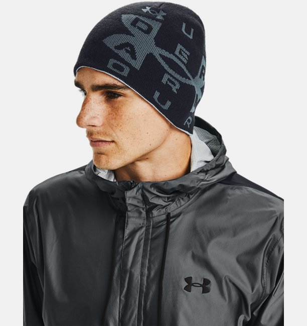 Mens UA Billboard Reversible Beanie