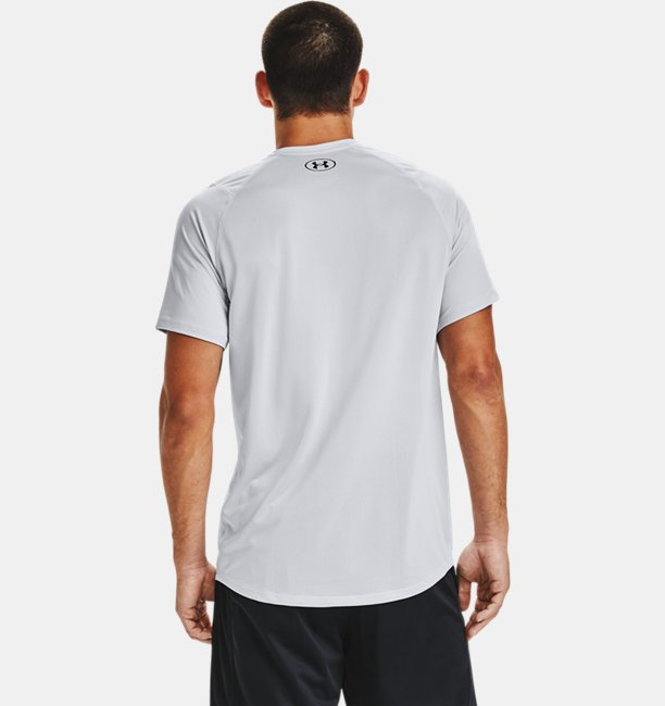 Mens UA MK-1 Graphic Short Sleeve