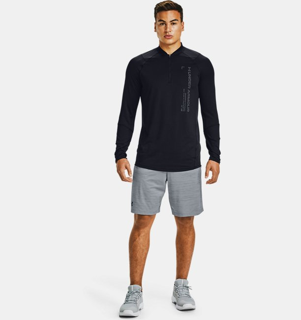 Mens UA MK-1 Graphic ¼ Zip