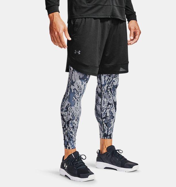 Pantalones Cortos De Entrenamiento Ua Stretch Para Hombre Under Armour Es