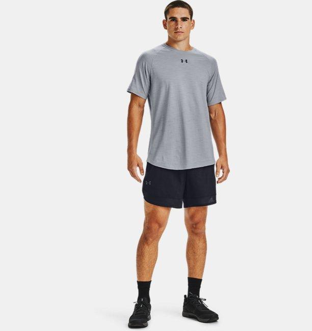 Erkek UA Training Stretch 17,5 cm Şort