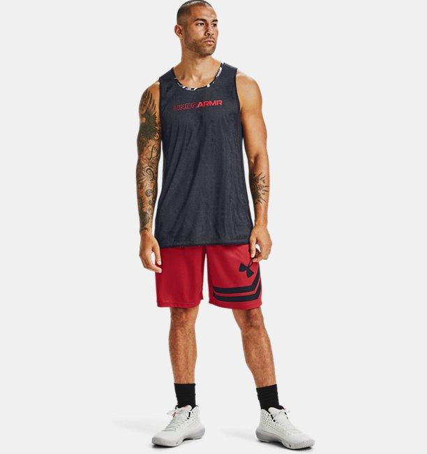 UAベースライン リバーシブル タンク(バスケットボール/MEN)