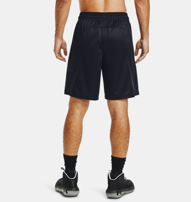 Mens UA Elevated Knit Performance Shorts