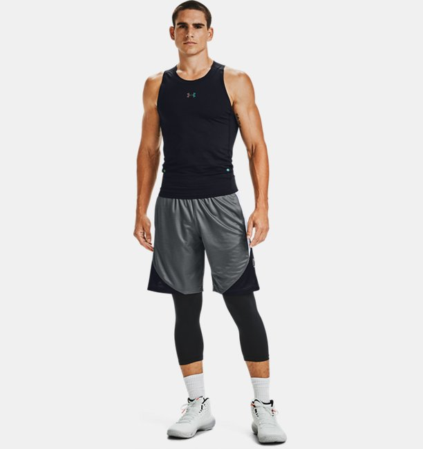 Mens UA Elevated Knit Performance Shorts