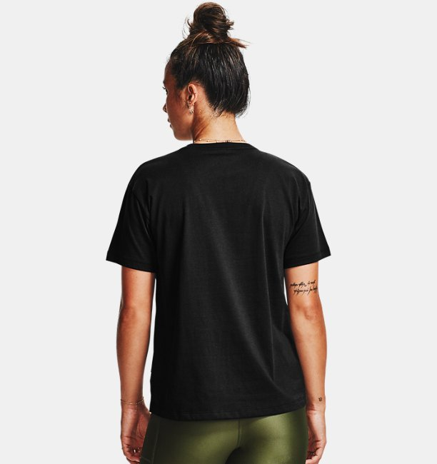 Womens Project Rock Graphic Short Sleeve