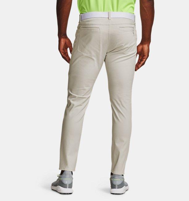 Mens UA Range Unlimited Slim 5-Pocket Tapered Pants