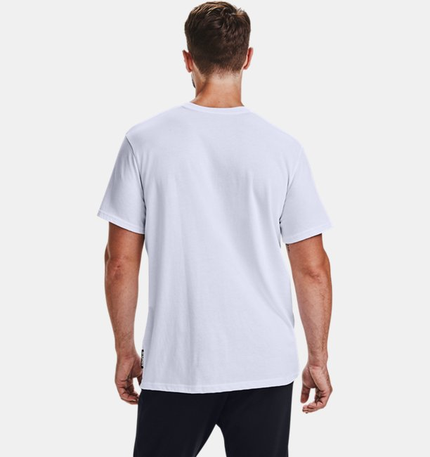 UAカリー アンダーレイテッド ワードマーク Tシャツ(バスケットボール/MEN)