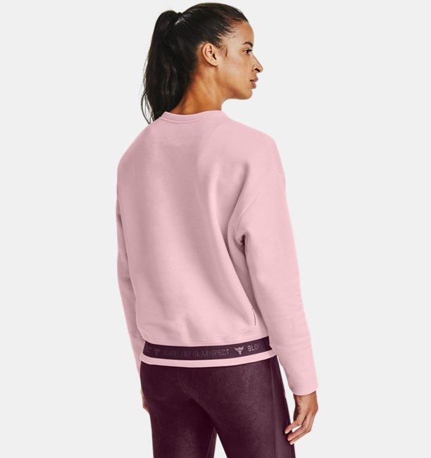여성 프로젝트 락 Charged Cotton® 플리스 크루