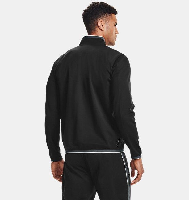Mens UA RECOVER™ Knit Track Jacket