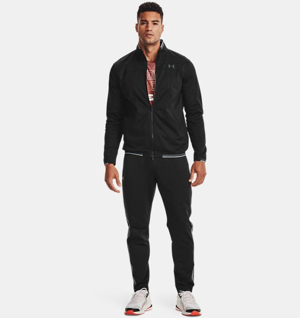 Mens UA RECOVER™ Knit Track Jacket