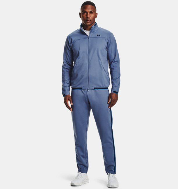 Mens UA RUSH™ Knit Track Jacket