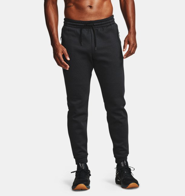 Mens UA RECOVER™ Fleece Trousers